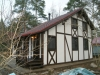 Зимний дом 133м2 с отделкой в стиле
